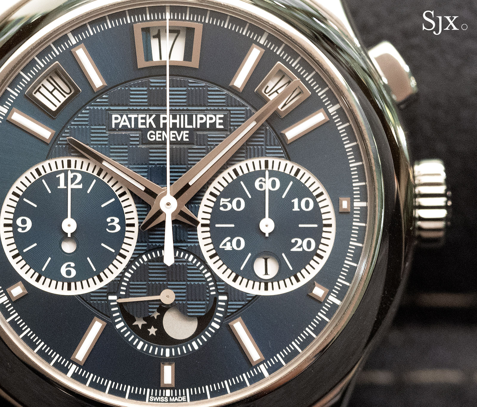 Patek Philippe 5208T Only Watch 11