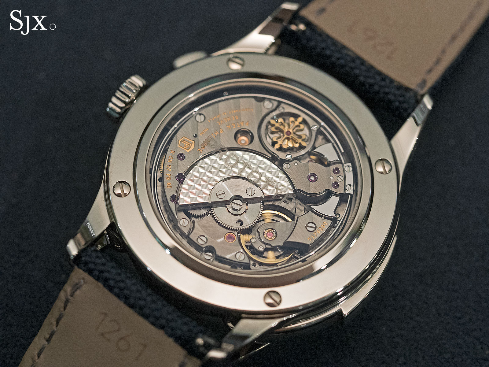 Patek Philippe 5208T Only Watch 6
