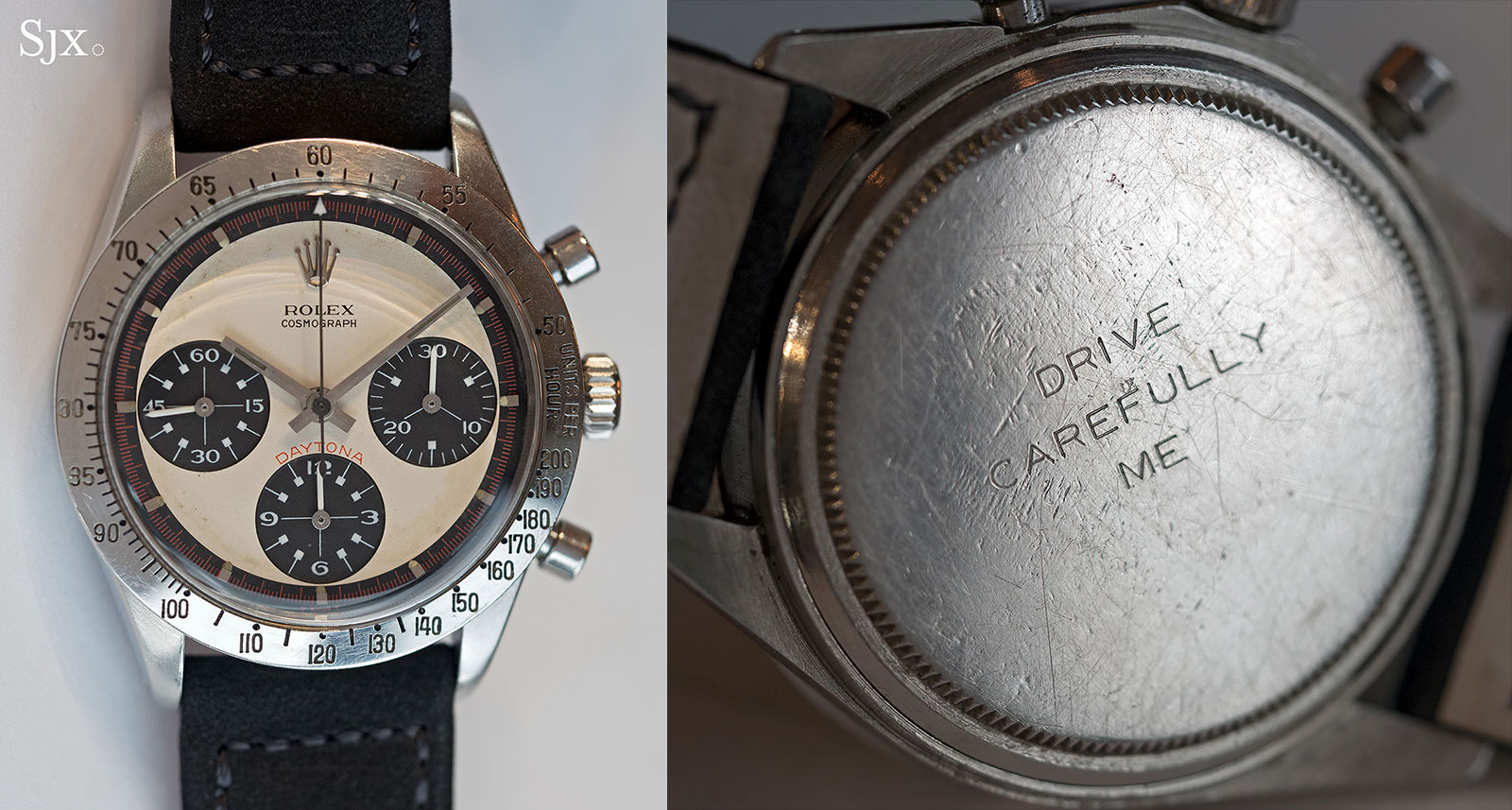 Hands-On with Paul Newman's Very Own Paul Newman Daytona ...