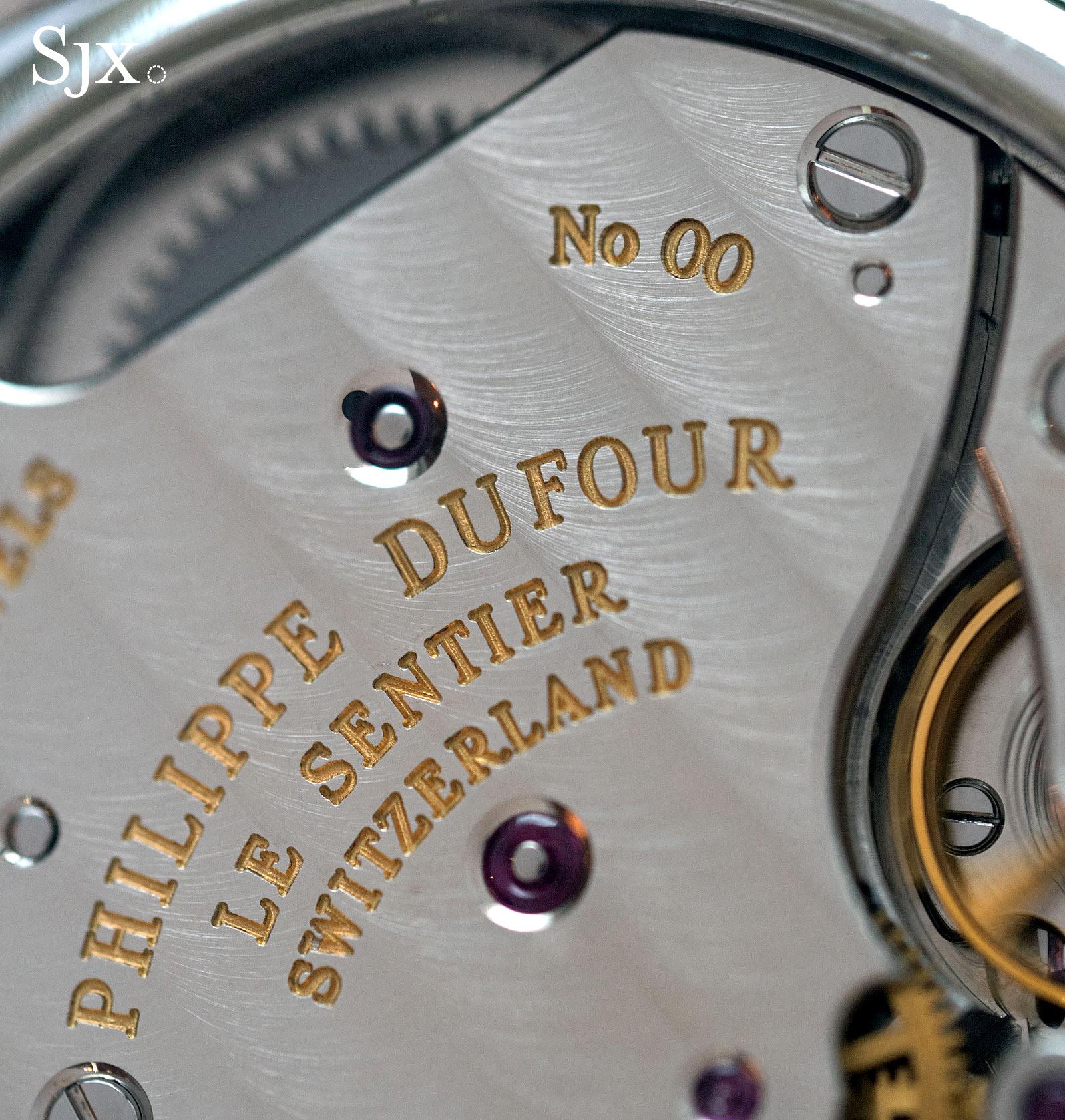 Philippe Dufour Duality 00 Platinum-9