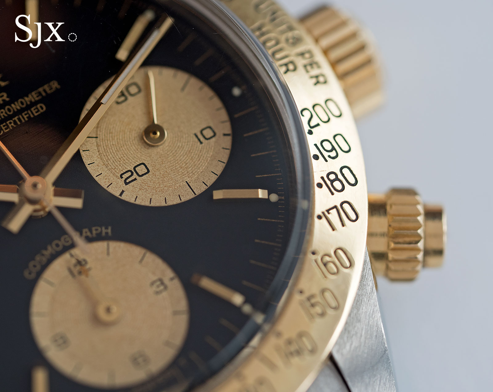 Phillips Rolex Daytona ref. 6265 two-tone 3