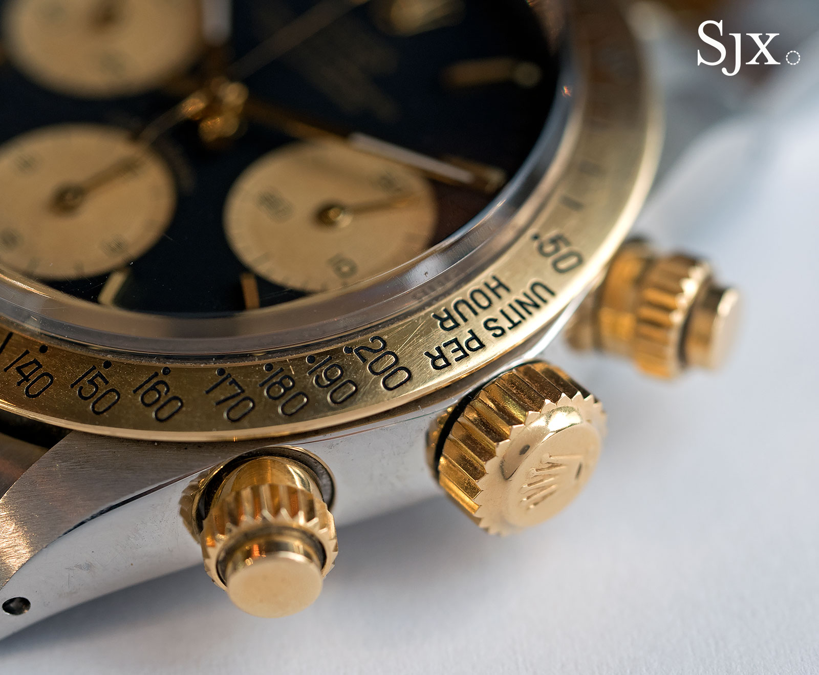 Phillips Rolex Daytona ref. 6265 two-tone 4