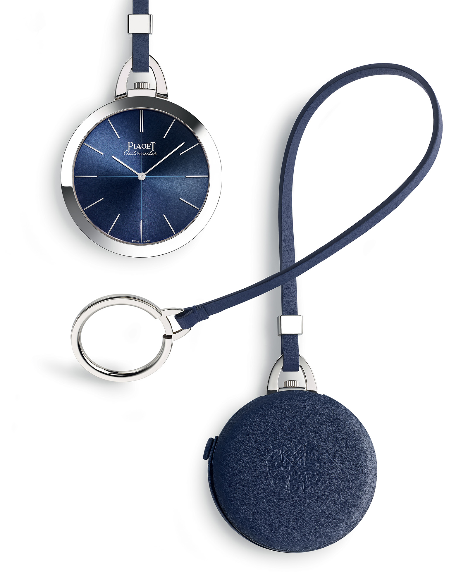 Piaget Altiplano 60th Anniversary Pocket Watch 3