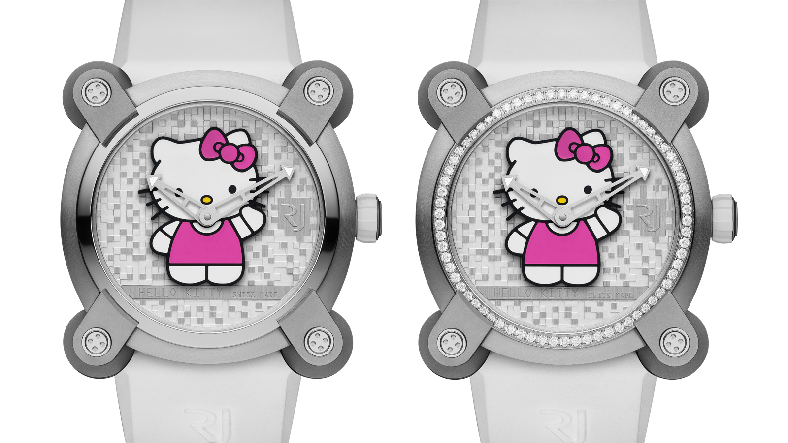 Romain Jerome Hello Kitty 3