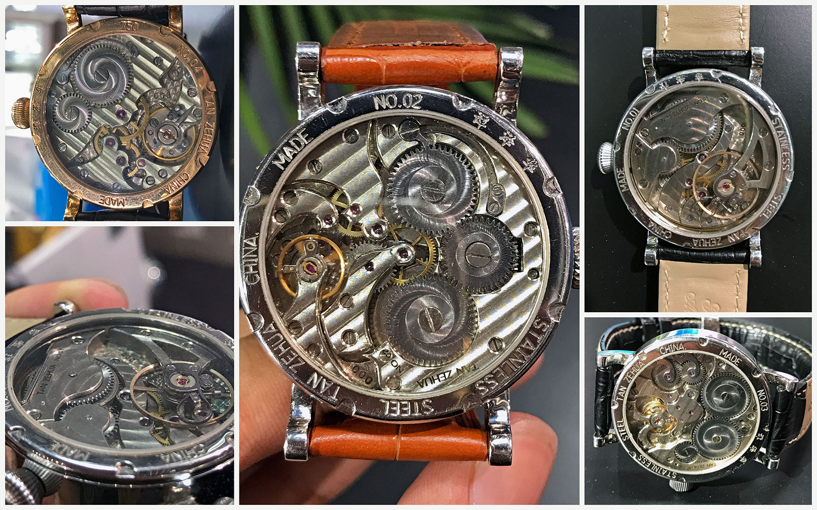 Tan-Zehua AHCI watchmaker