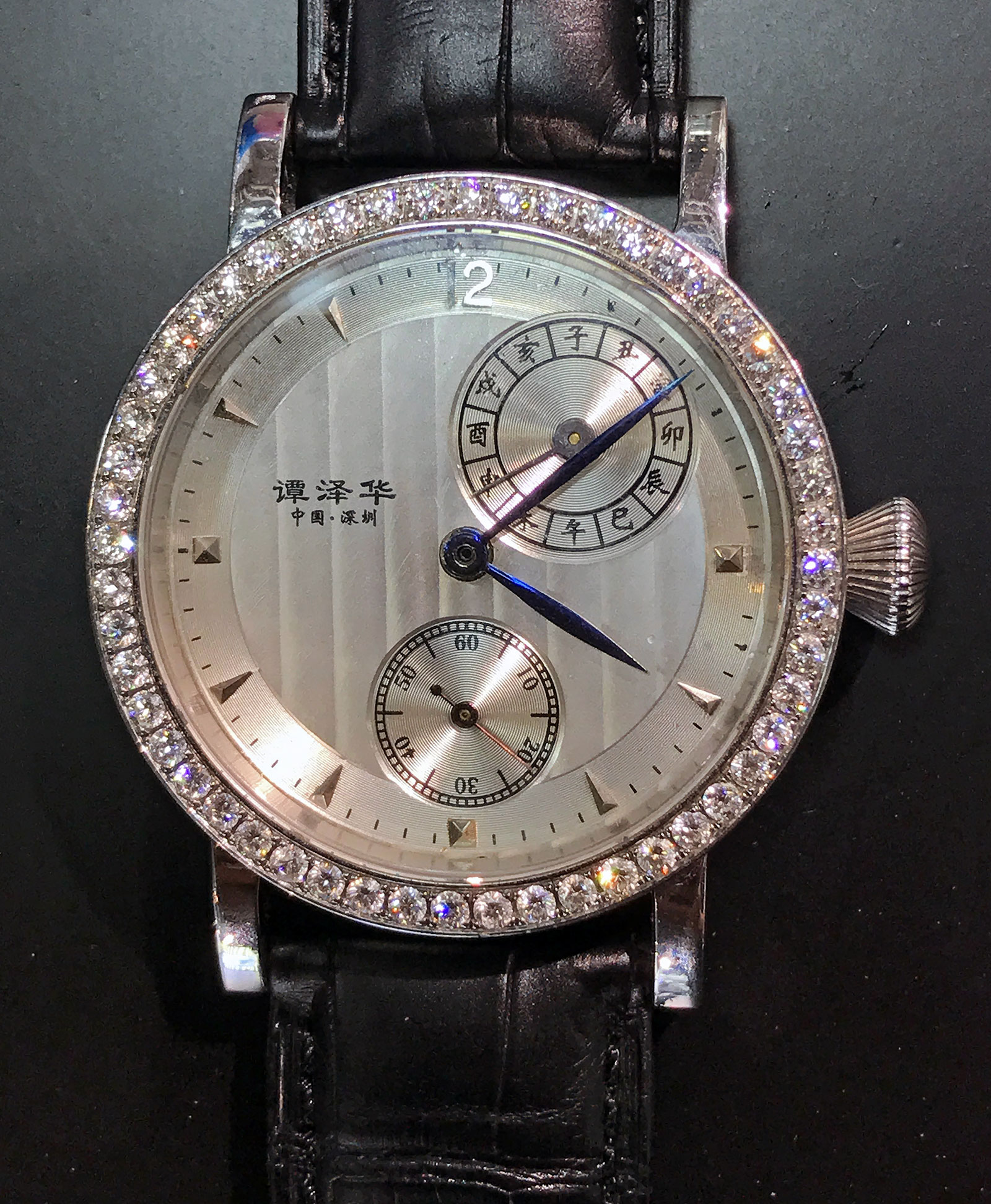 Tan Zehua watches AHCI 2