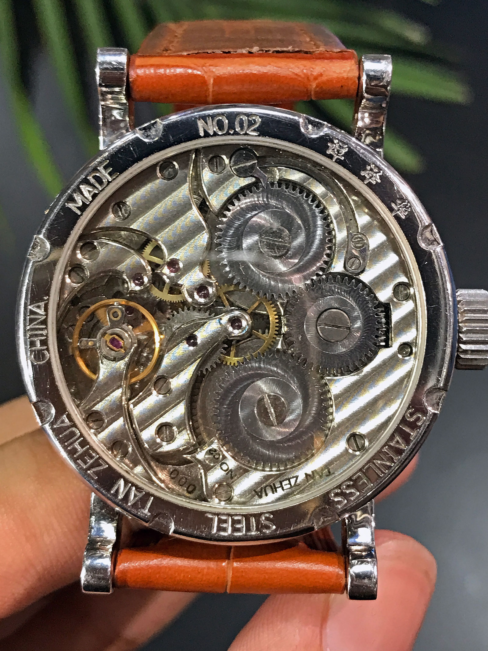 Tan Zehua watches AHCI 5
