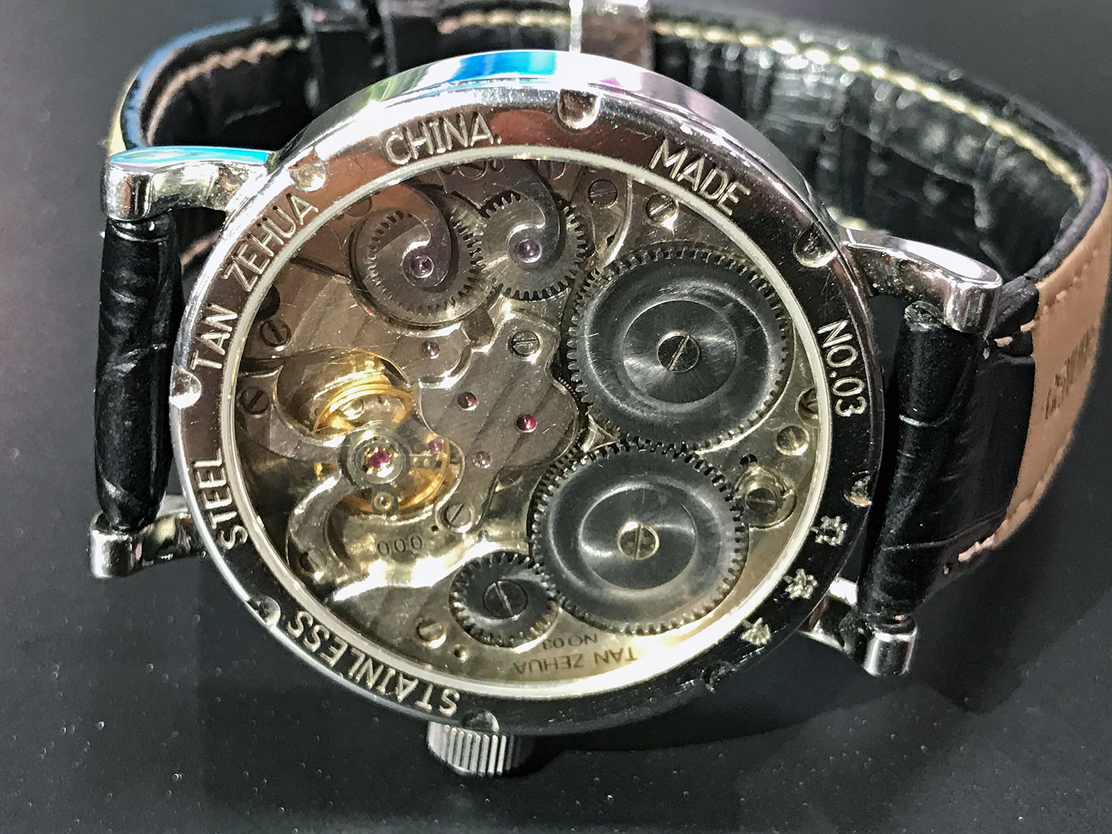 Tan Zehua watches AHCI 6