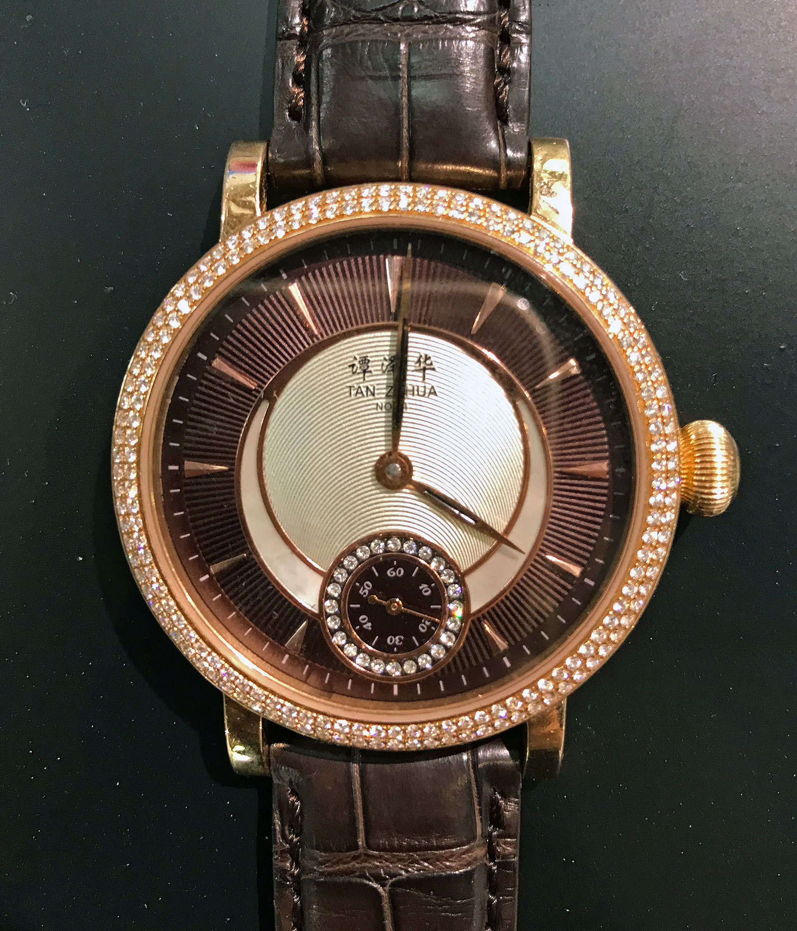 Tan Zehua watches AHCI 7