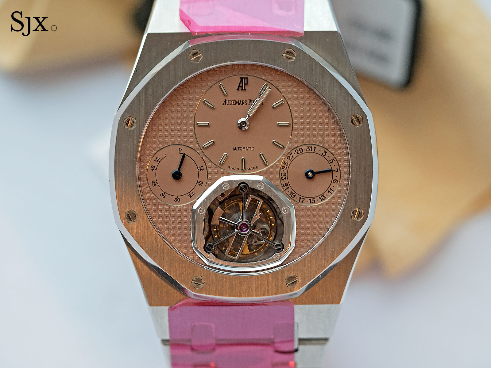 Audemars Piguet Royal Oak Tourbillon 25th ann. 1