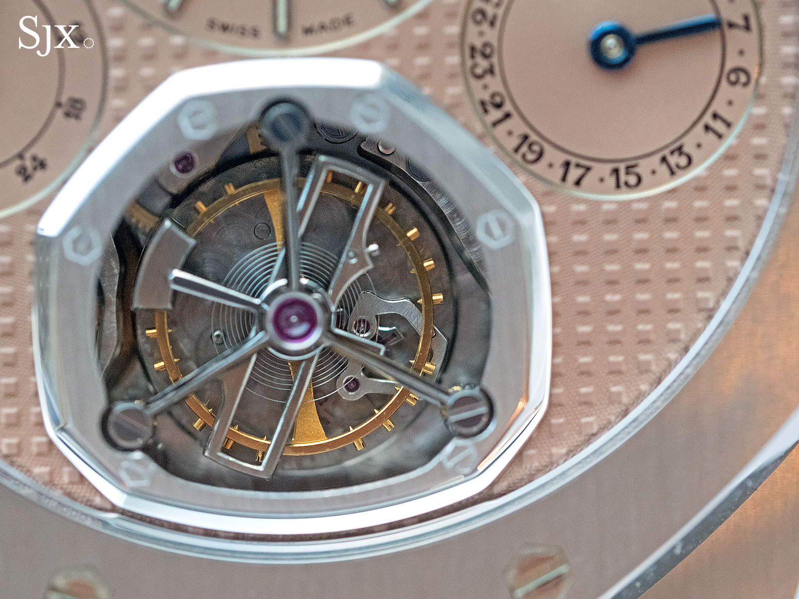 Audemars Piguet Royal Oak Tourbillon 25th ann. 2
