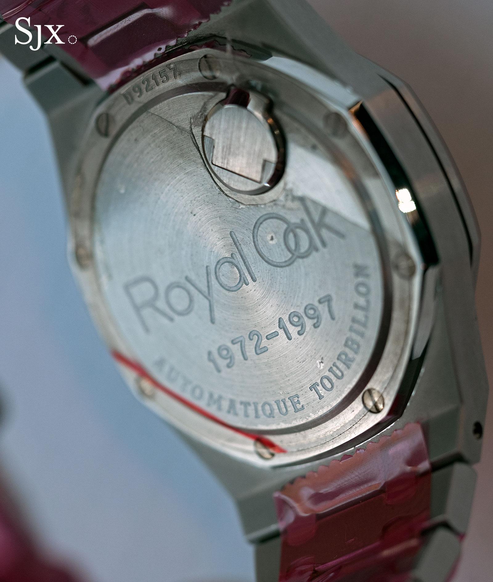 Audemars Piguet Royal Oak Tourbillon 25th ann. 3