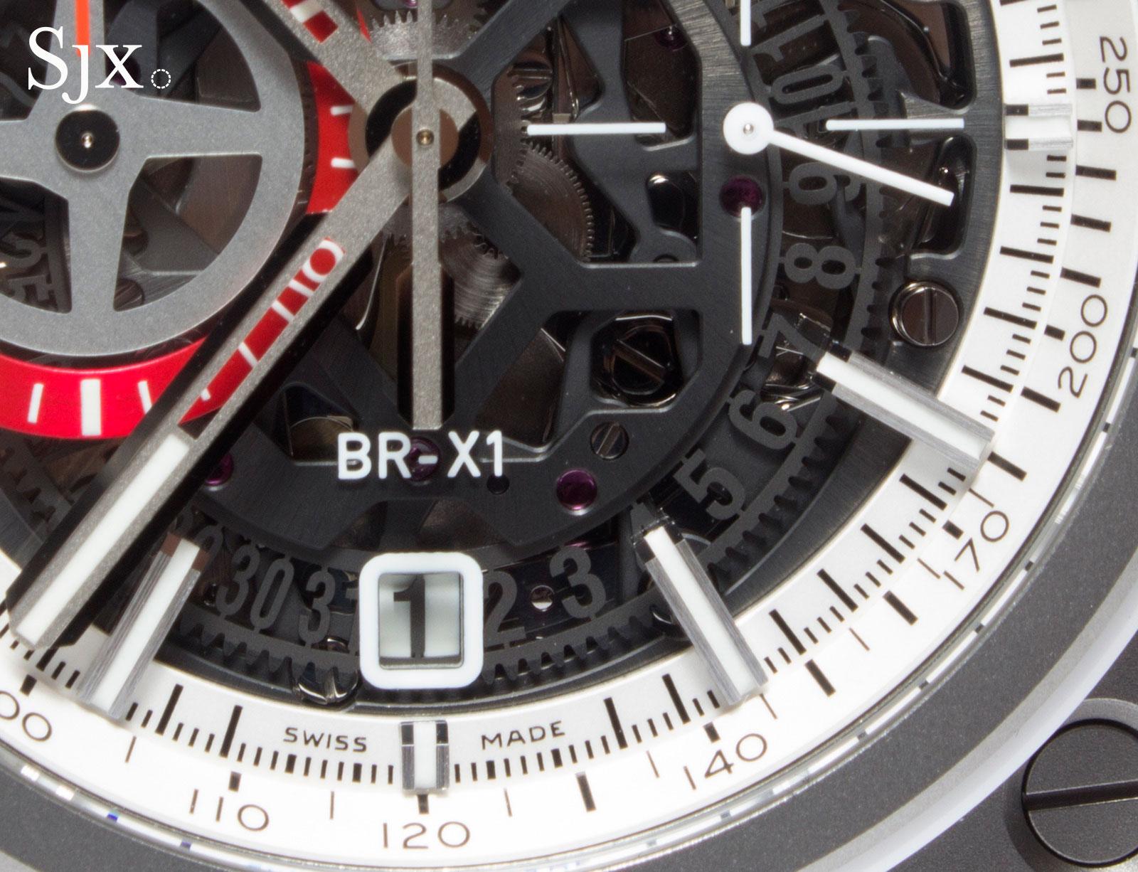 Bell Ross BR X1 White Hawk 1
