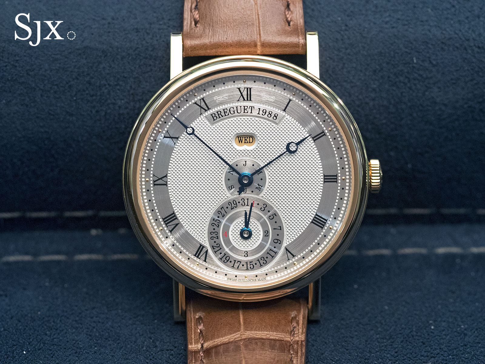 Breguet Linear Perpetual 7715 Only Watch 1