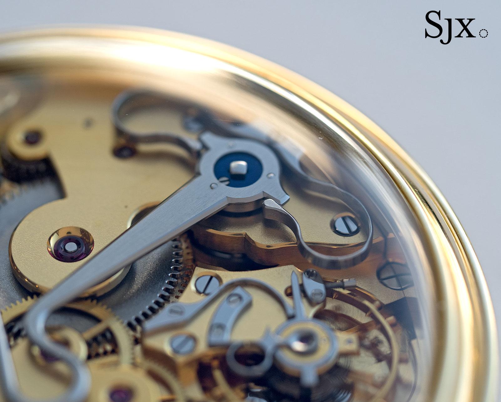 Breguet Souscription set pocket watch 8