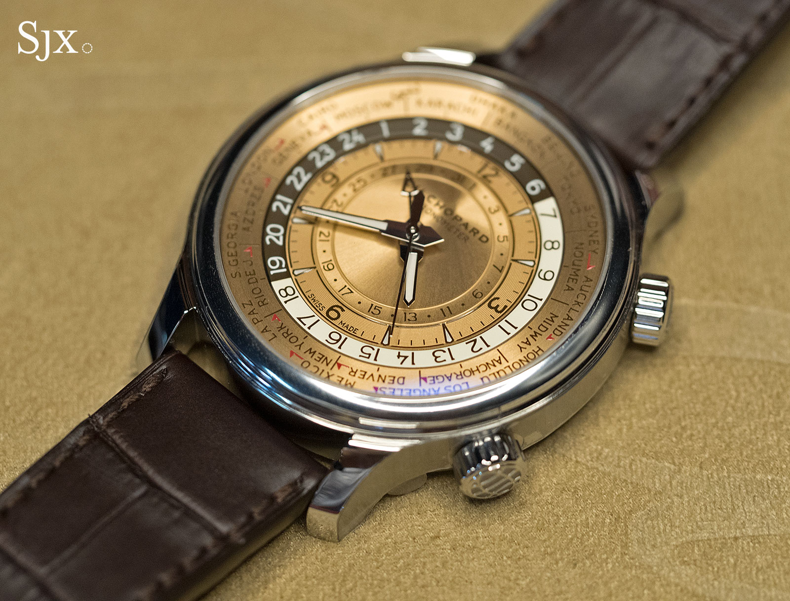 Chopard Time Traveler One UAE Edition 4