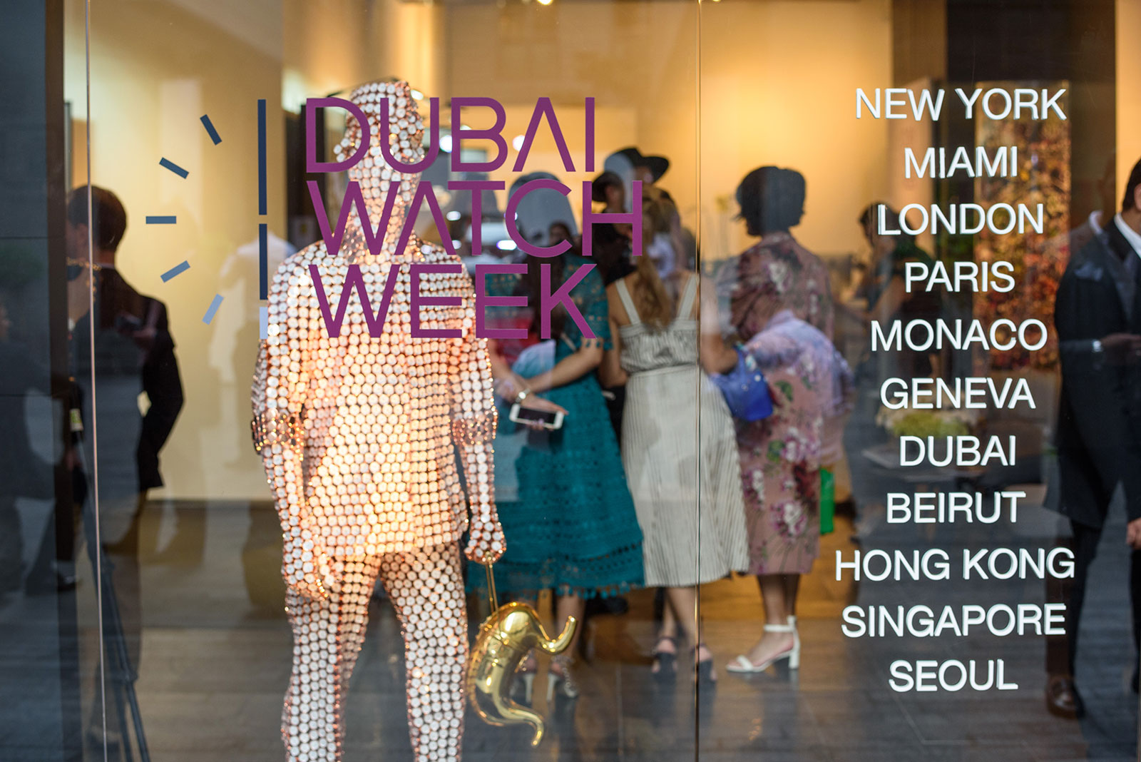 Dubai Watch Week 2016 2