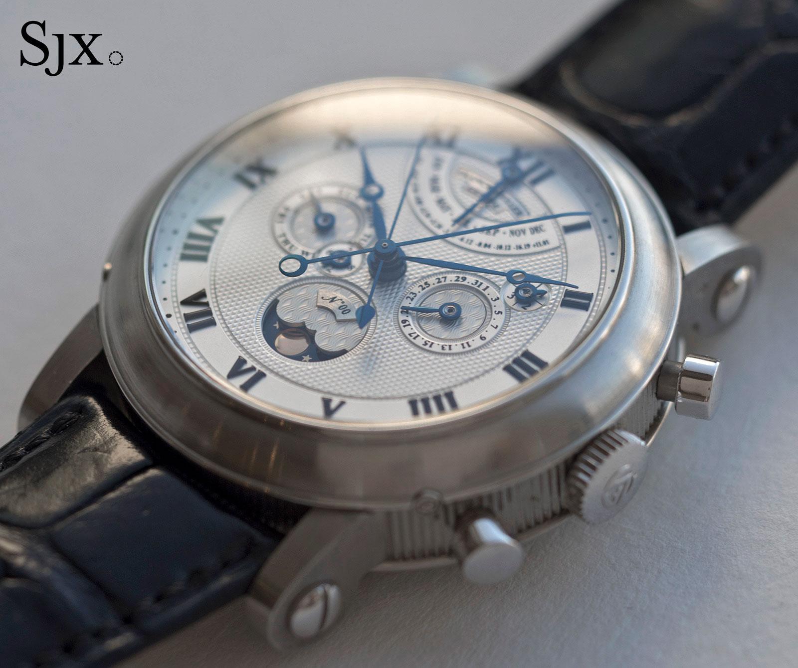 Franck Muller 7002 grand complication 1