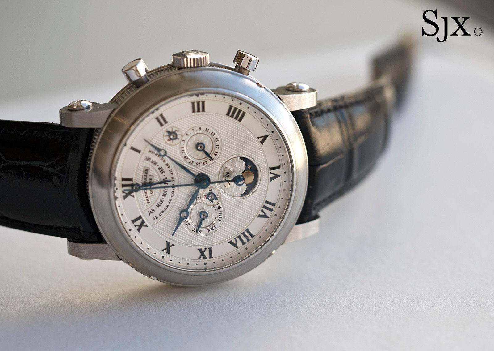 Franck Muller 7002 grand complication 2