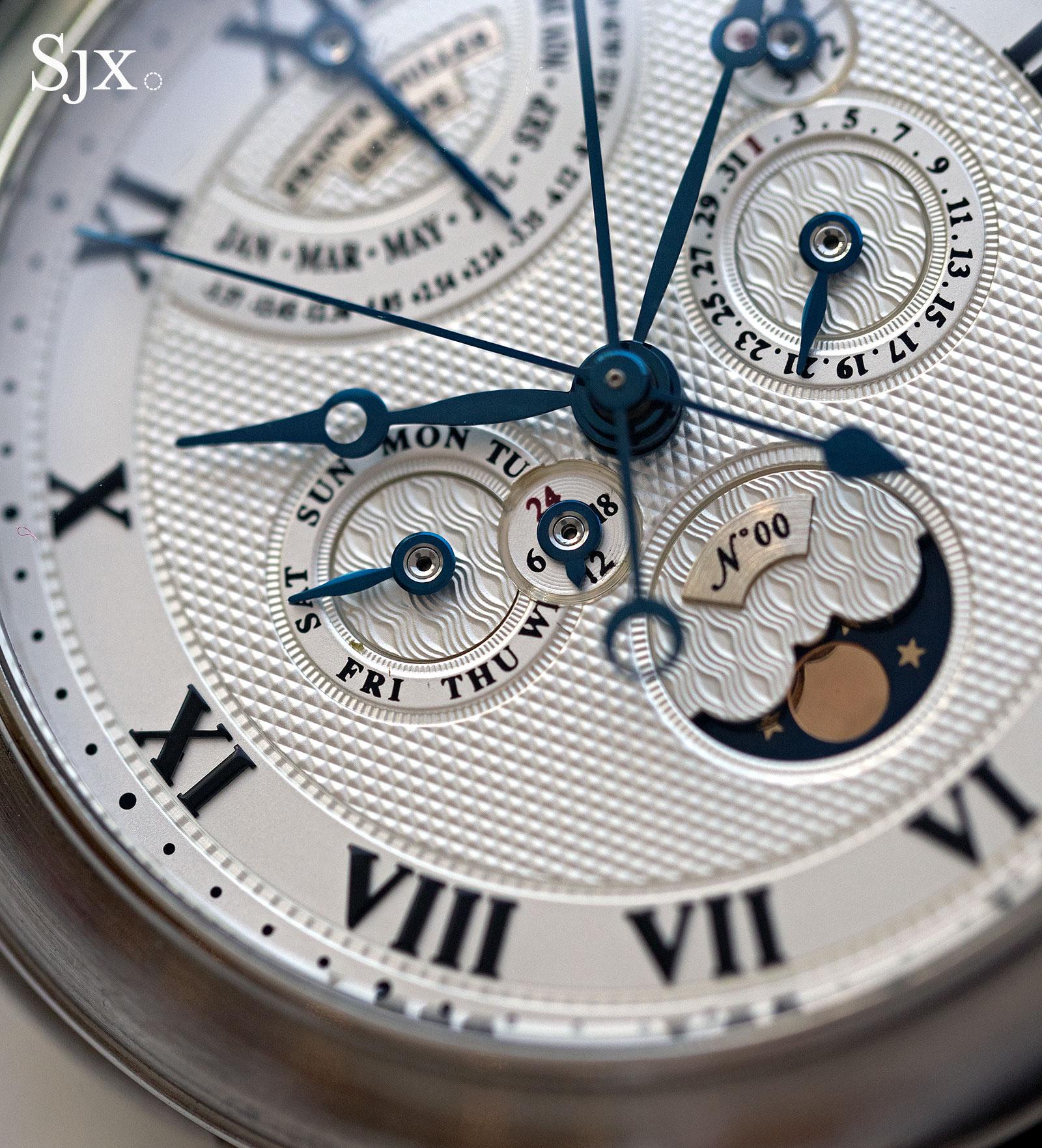 Franck Muller 7002 grand complication 4