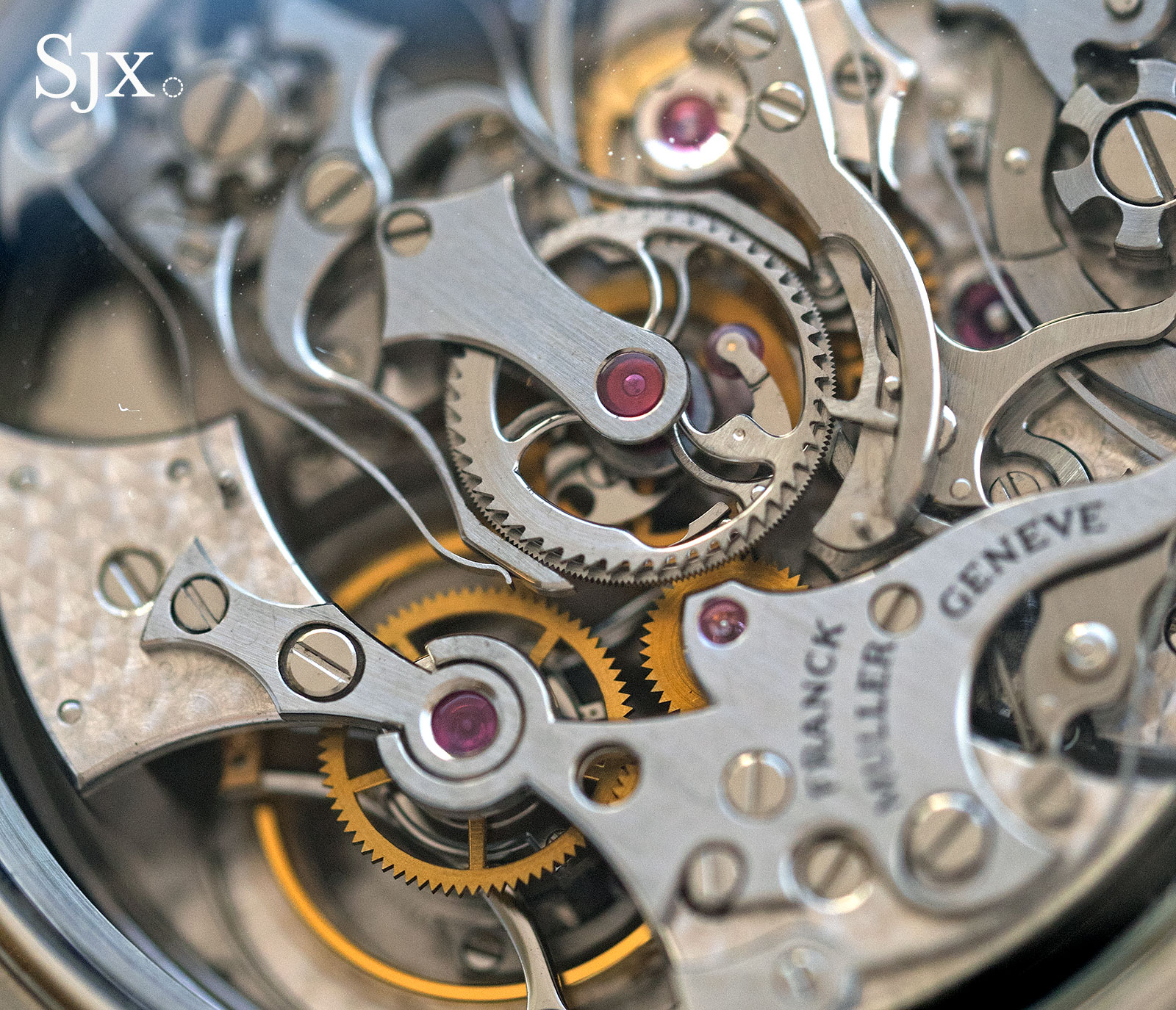 Franck Muller 7002 grand complication 6