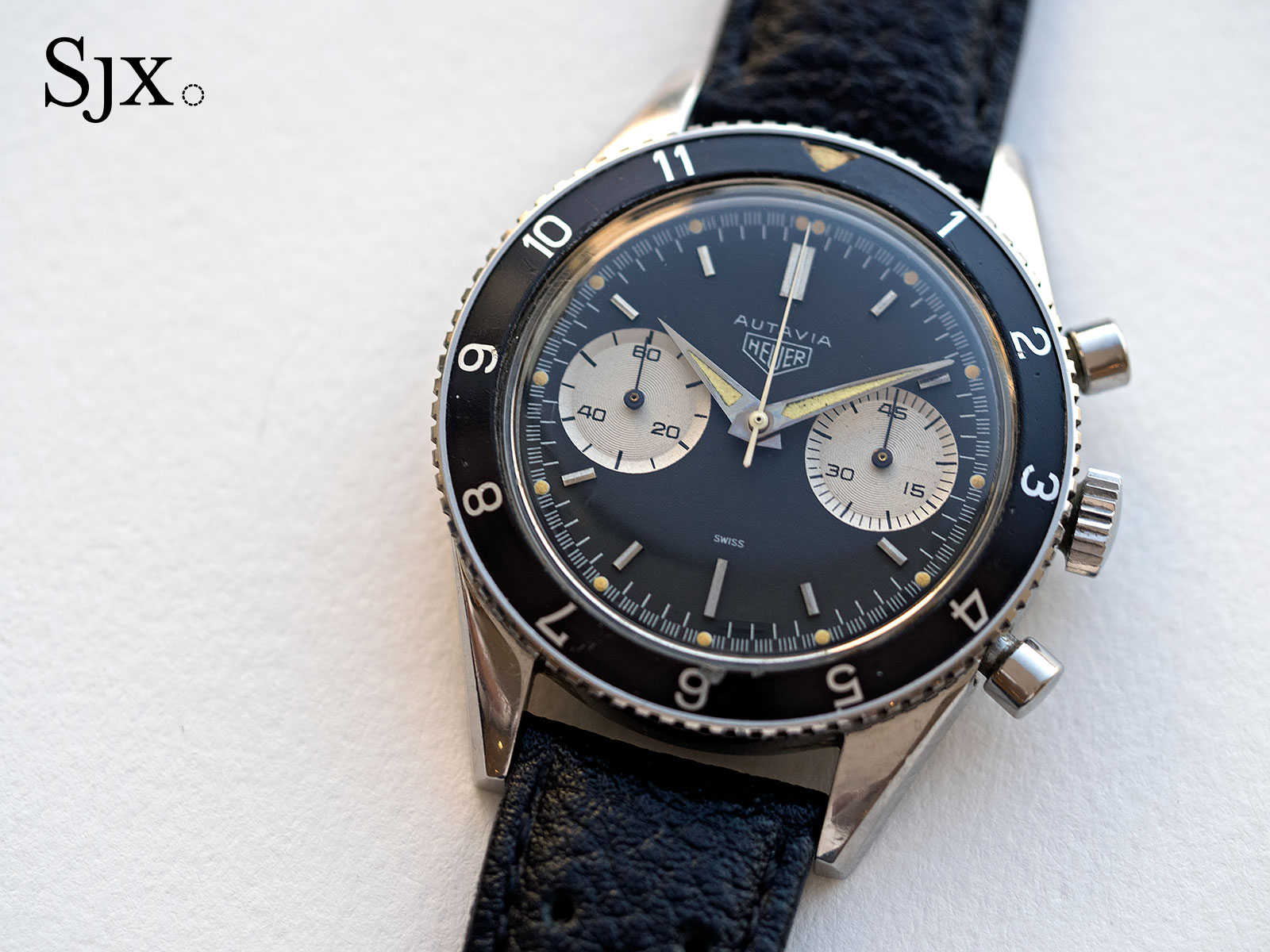 Heuer Autavia 3646 2nd Execution 1