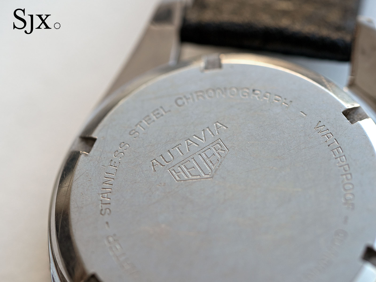Heuer Autavia 3646 2nd Execution 3