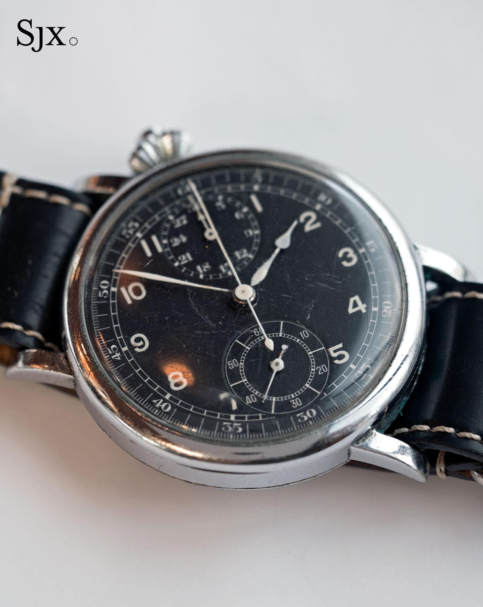Meylan Type A-7 Chronograph Phillips 1