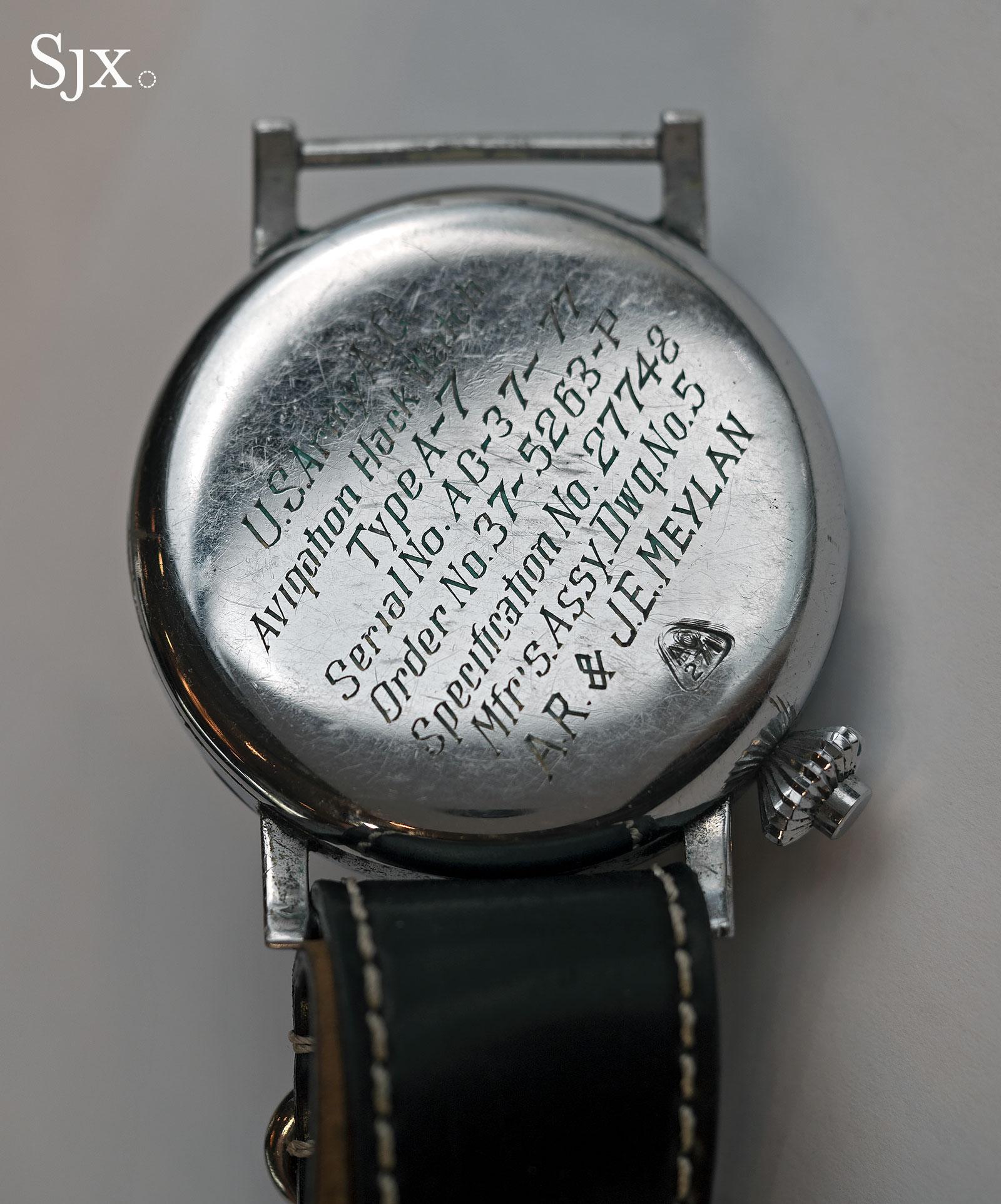 Meylan Type A-7 Chronograph Phillips 5