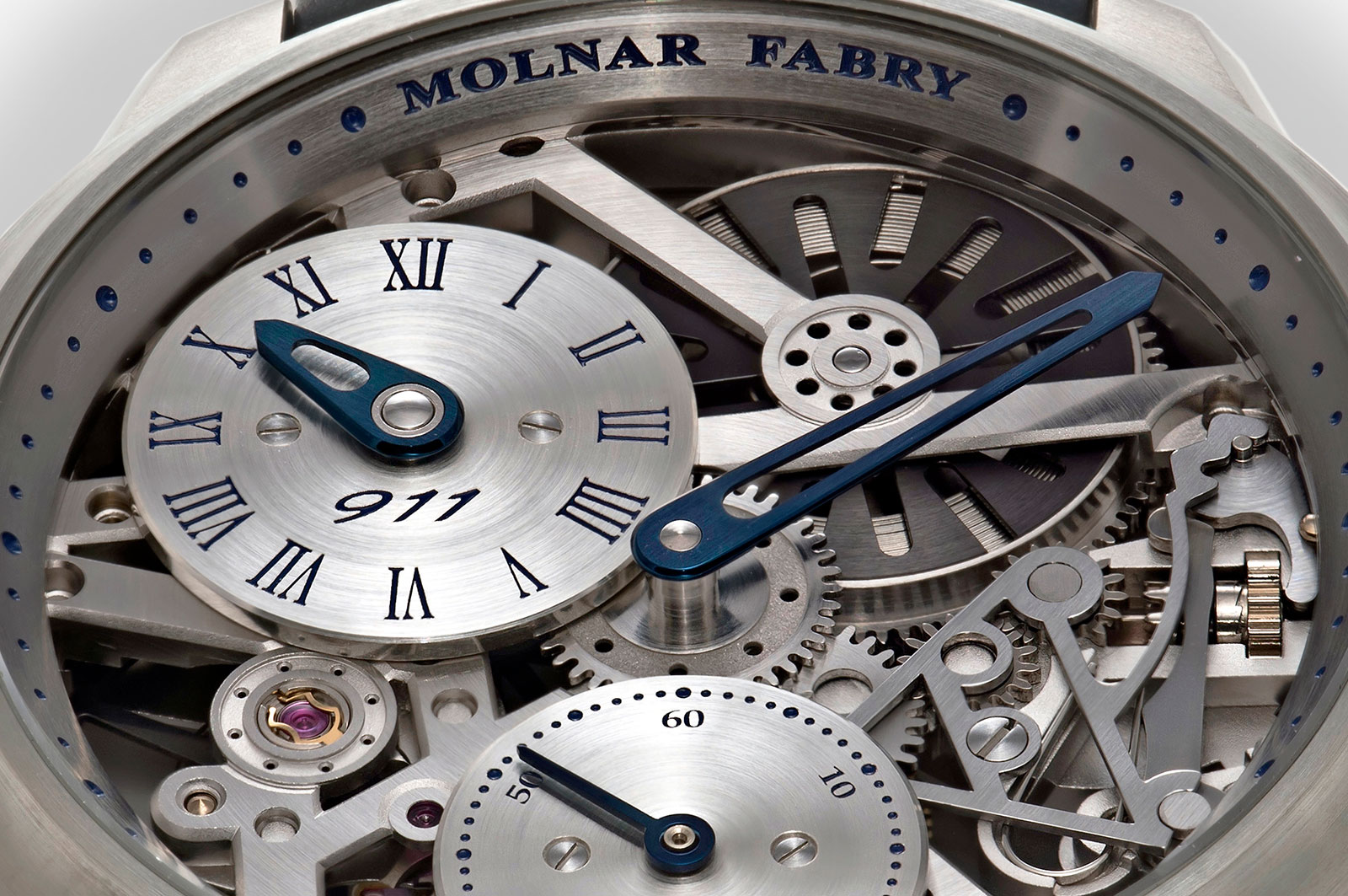 Molnar Fabry Time Machine Regulator 911 2