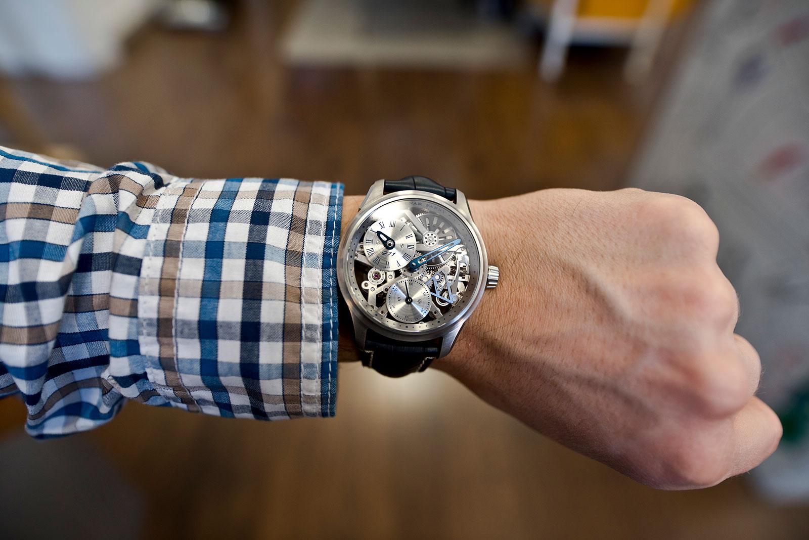 Molnar Fabry Time Machine Regulator 911 6