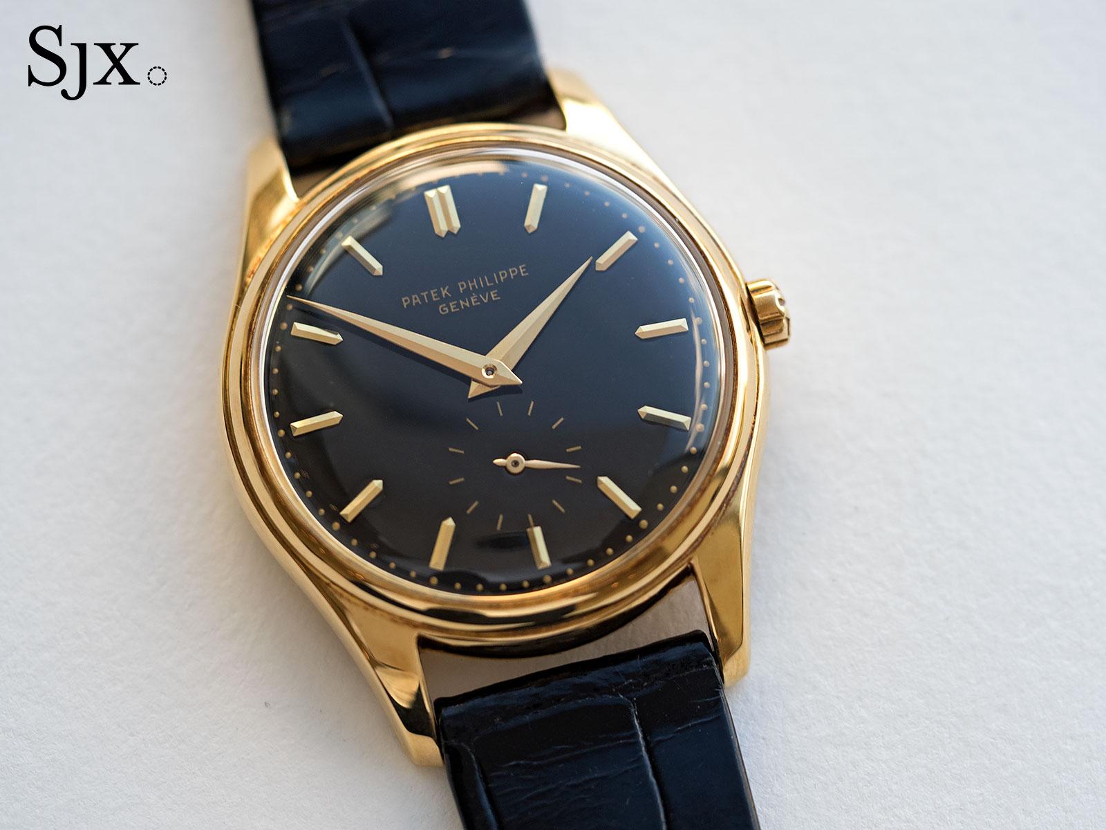 Patek 2526 black dial 2