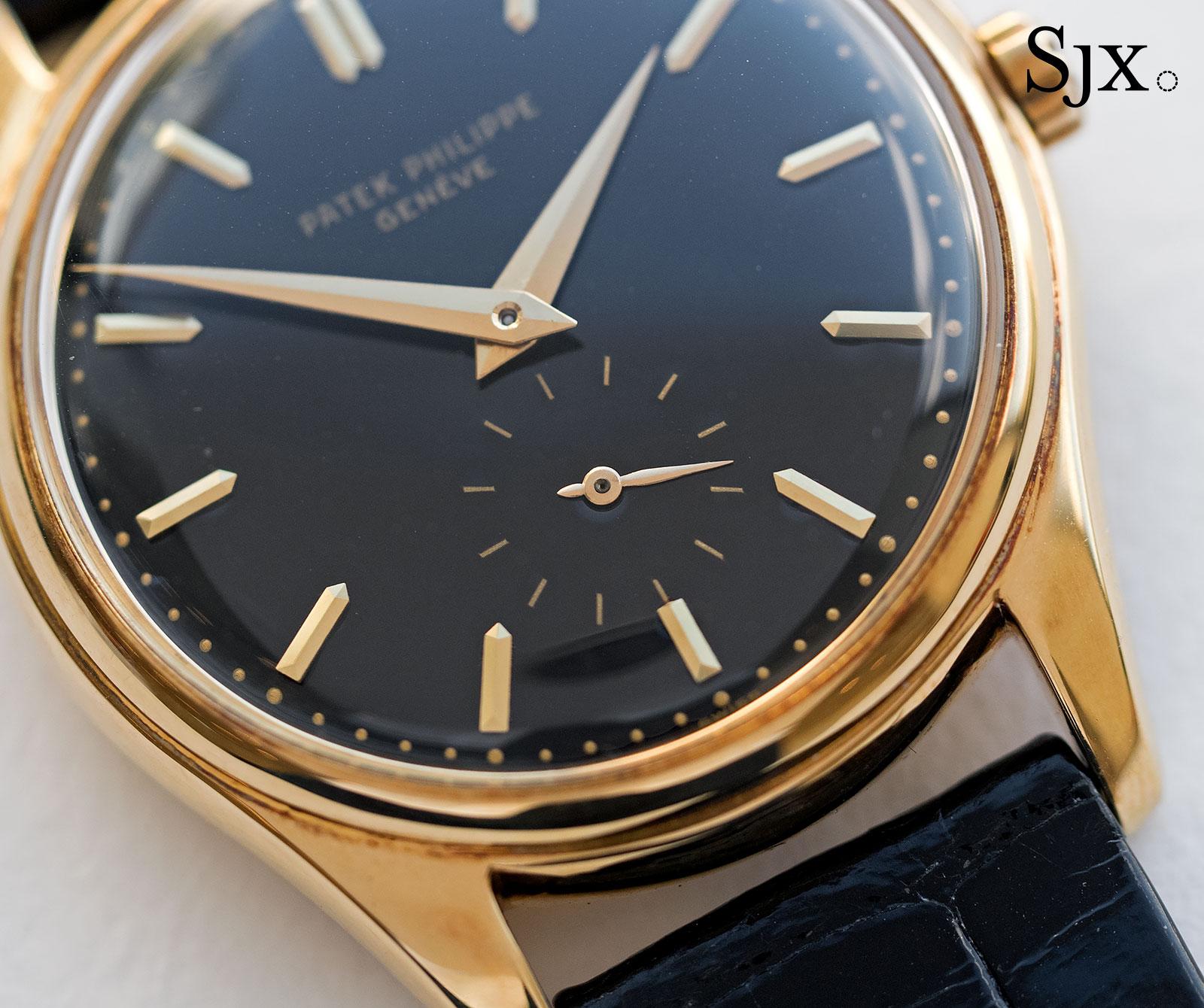 Patek 2526 black dial 3