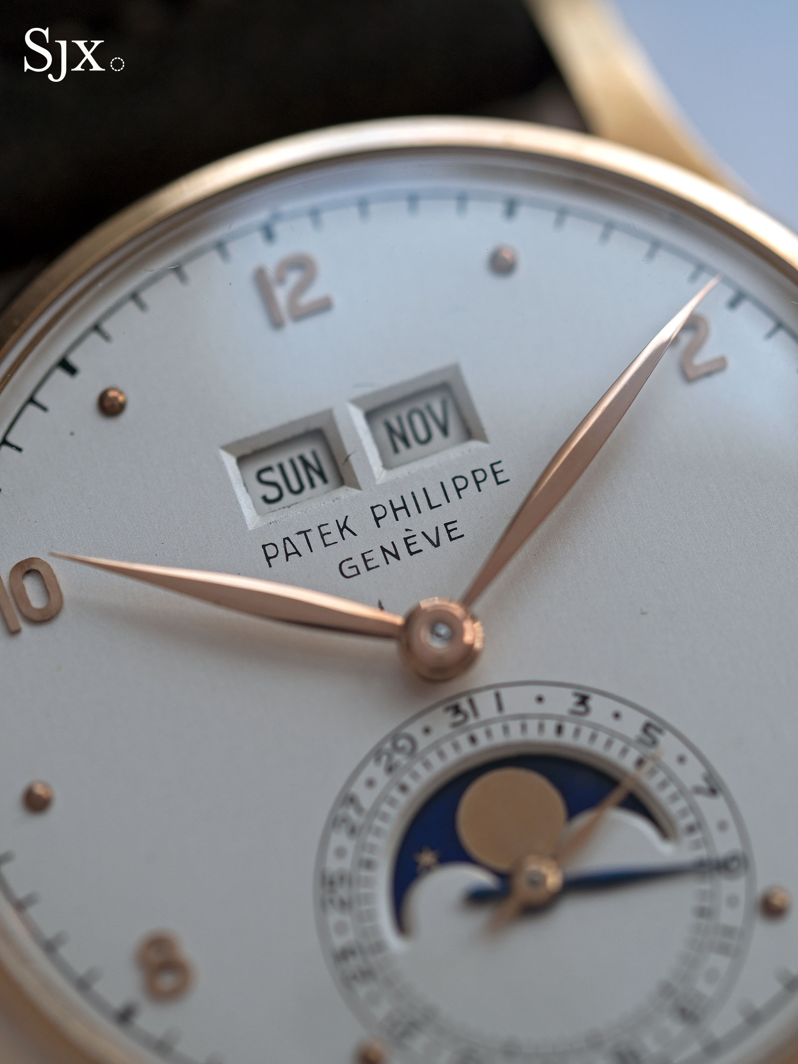 Patek Philippe 1526 pink gold Phillips 2