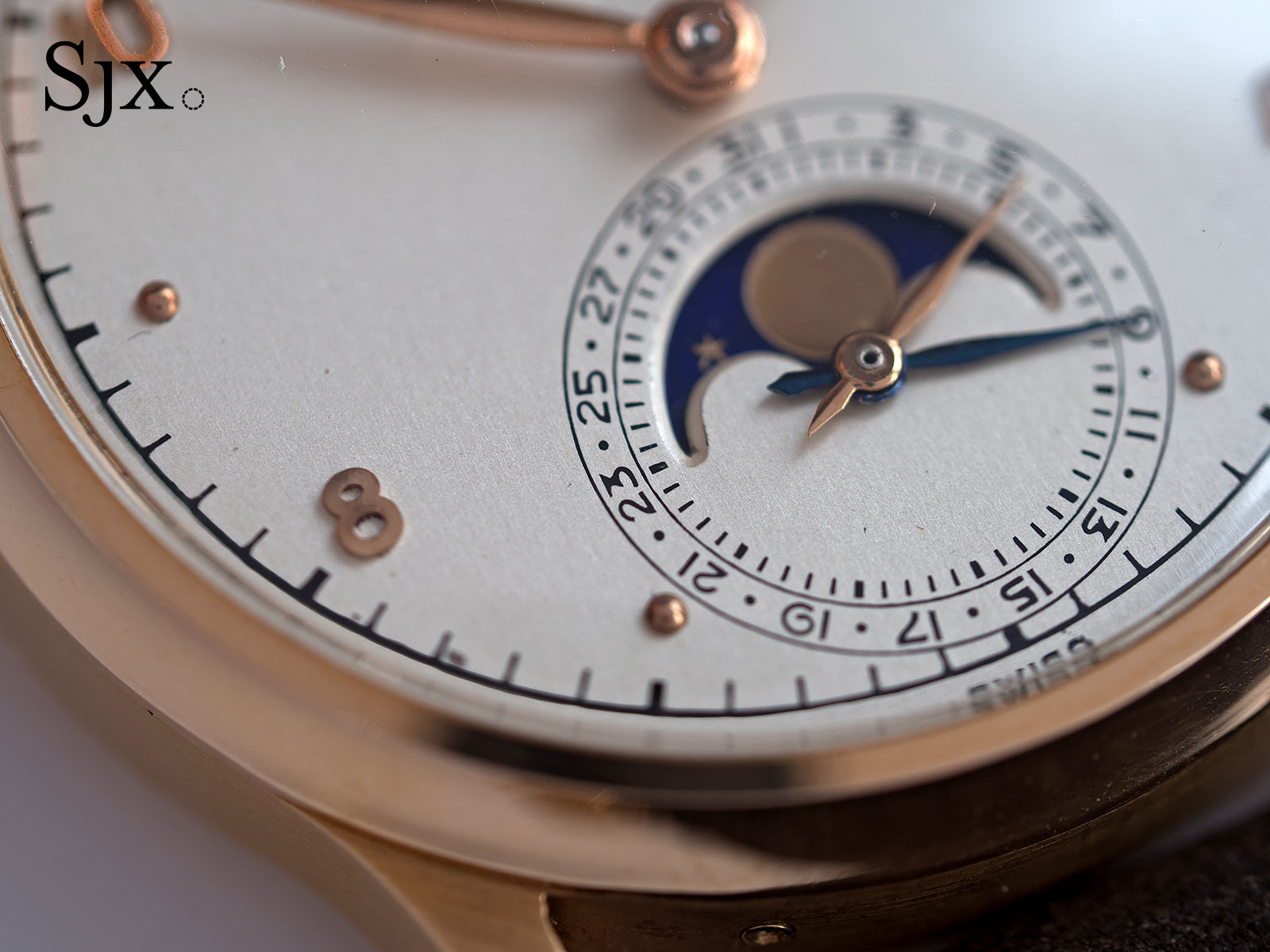 Patek Philippe 1526 pink gold Phillips 3