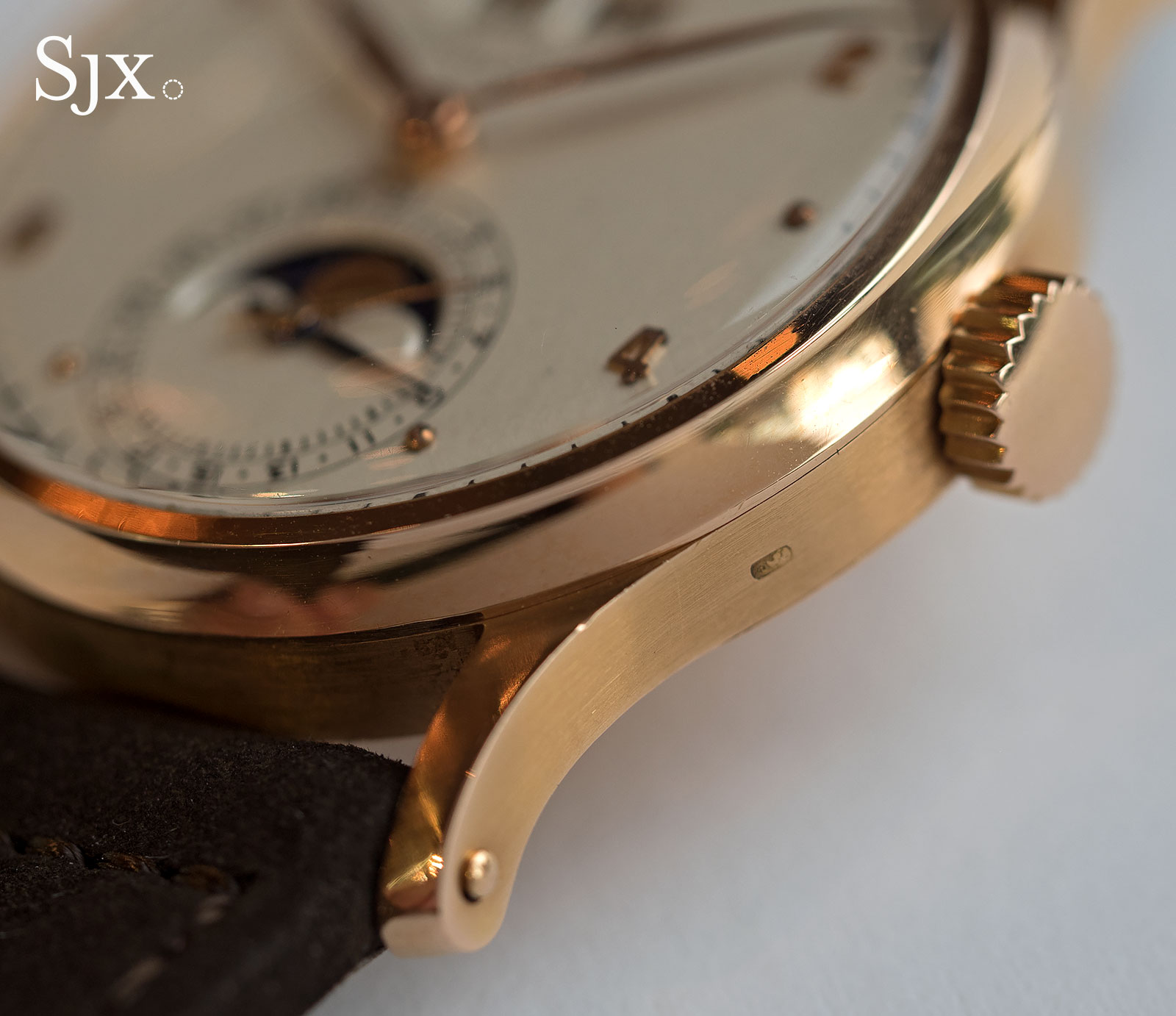 Patek Philippe 1526 pink gold Phillips 4