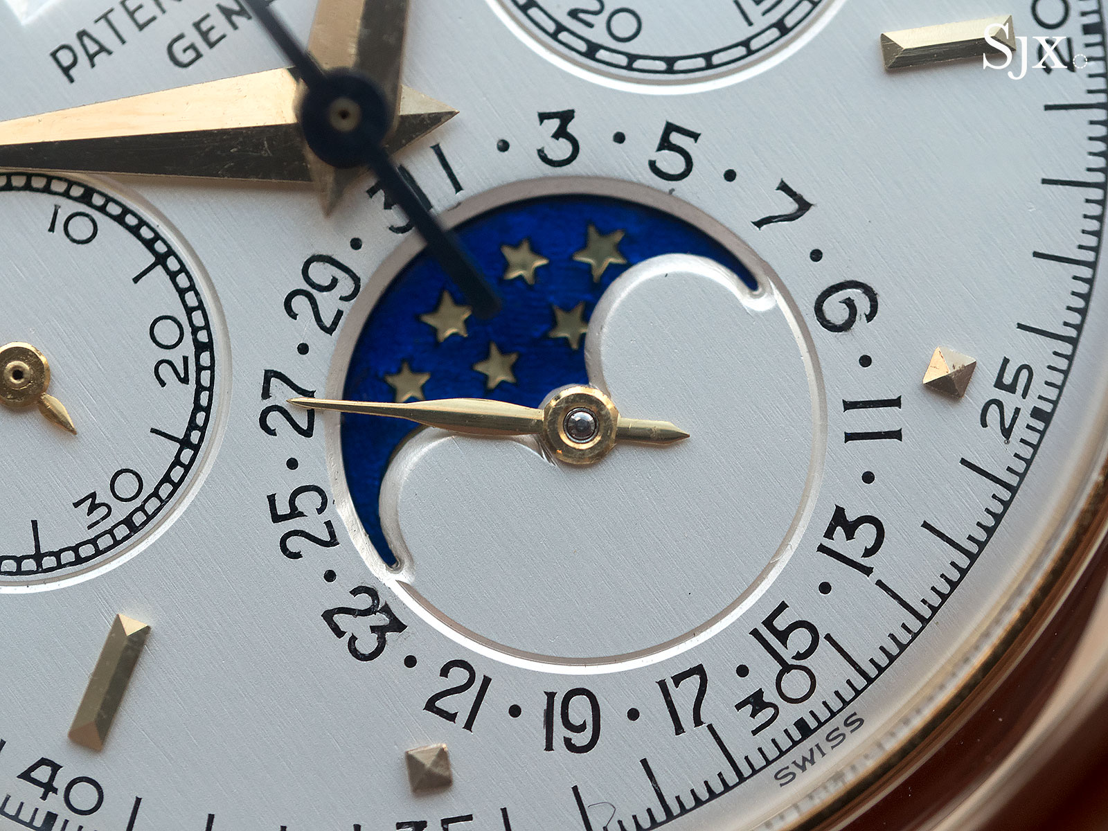 Patek Philippe 2499 third series yellow gold 4