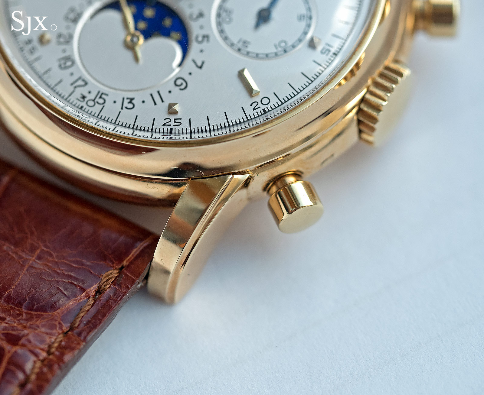 Patek Philippe 2499 third series yellow gold 5