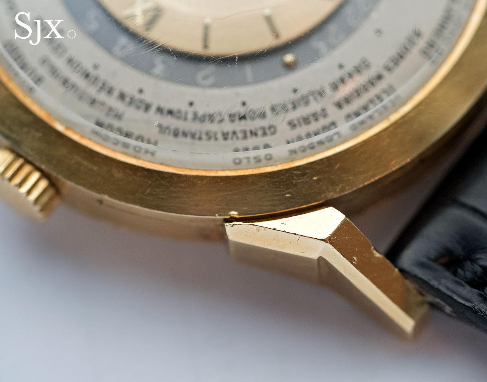 Patek Philippe 2523 gold guilloche 3