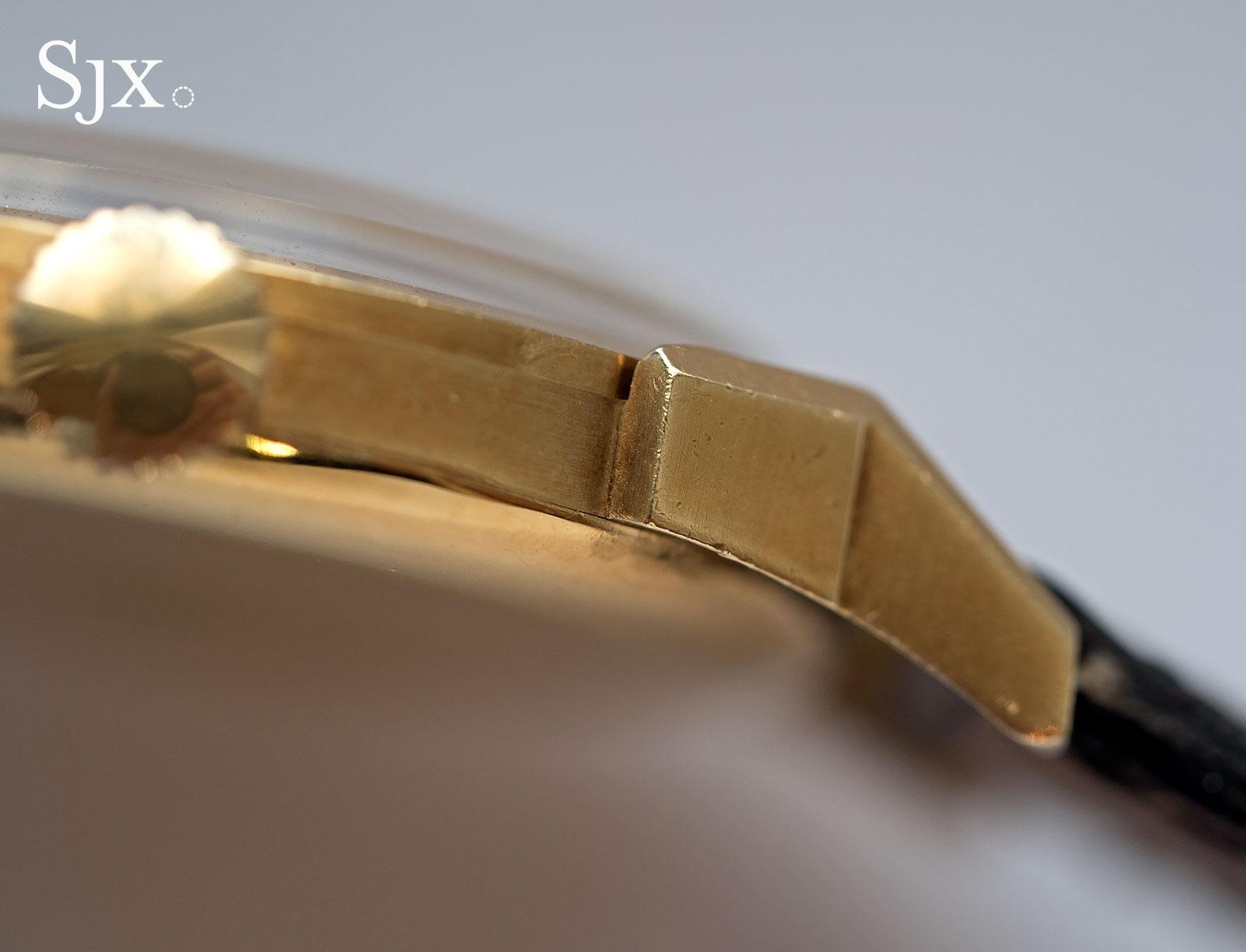 Patek Philippe 2523 gold guilloche 6