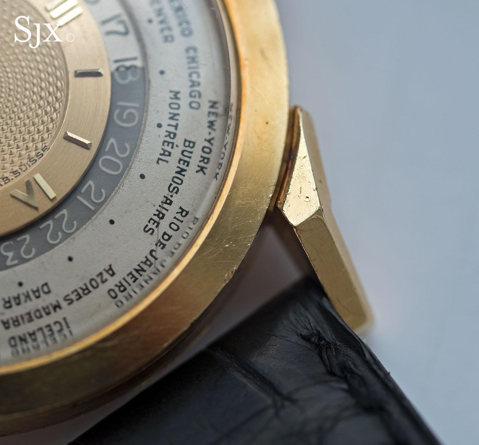 Patek Philippe 2523 gold guilloche 9