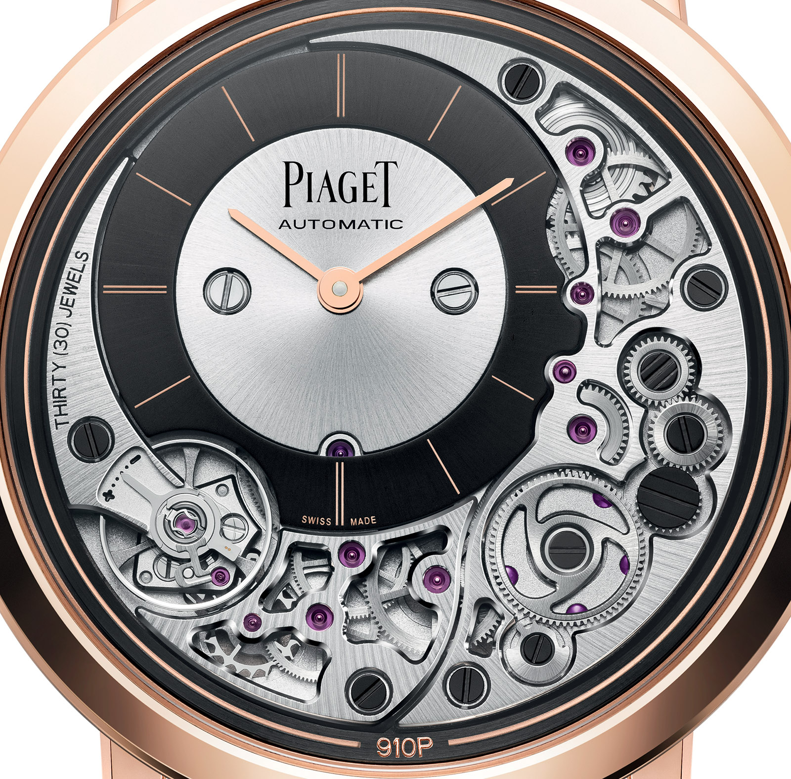 Piaget Altiplano Ultimate Automatic 910P 4