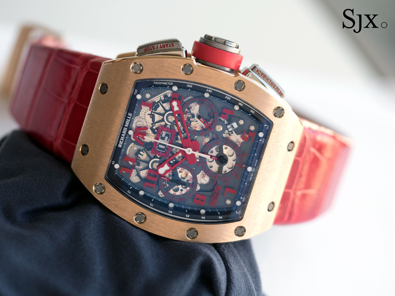 Richard Mille RM011 Marcus London 1
