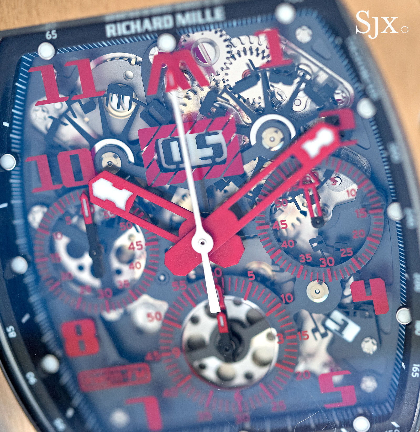 Richard Mille RM011 Marcus London 2