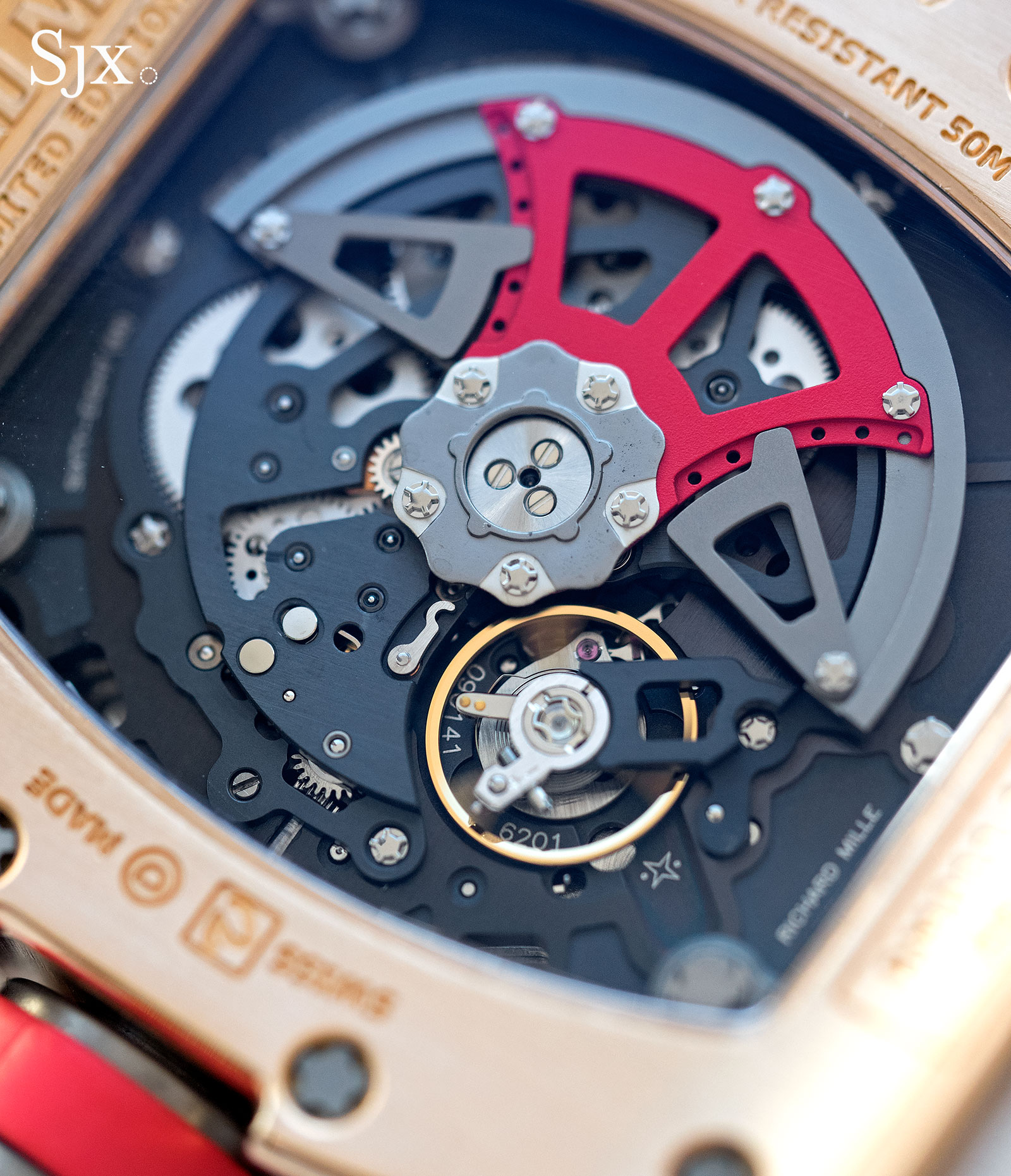 Richard Mille RM011 Marcus London 4