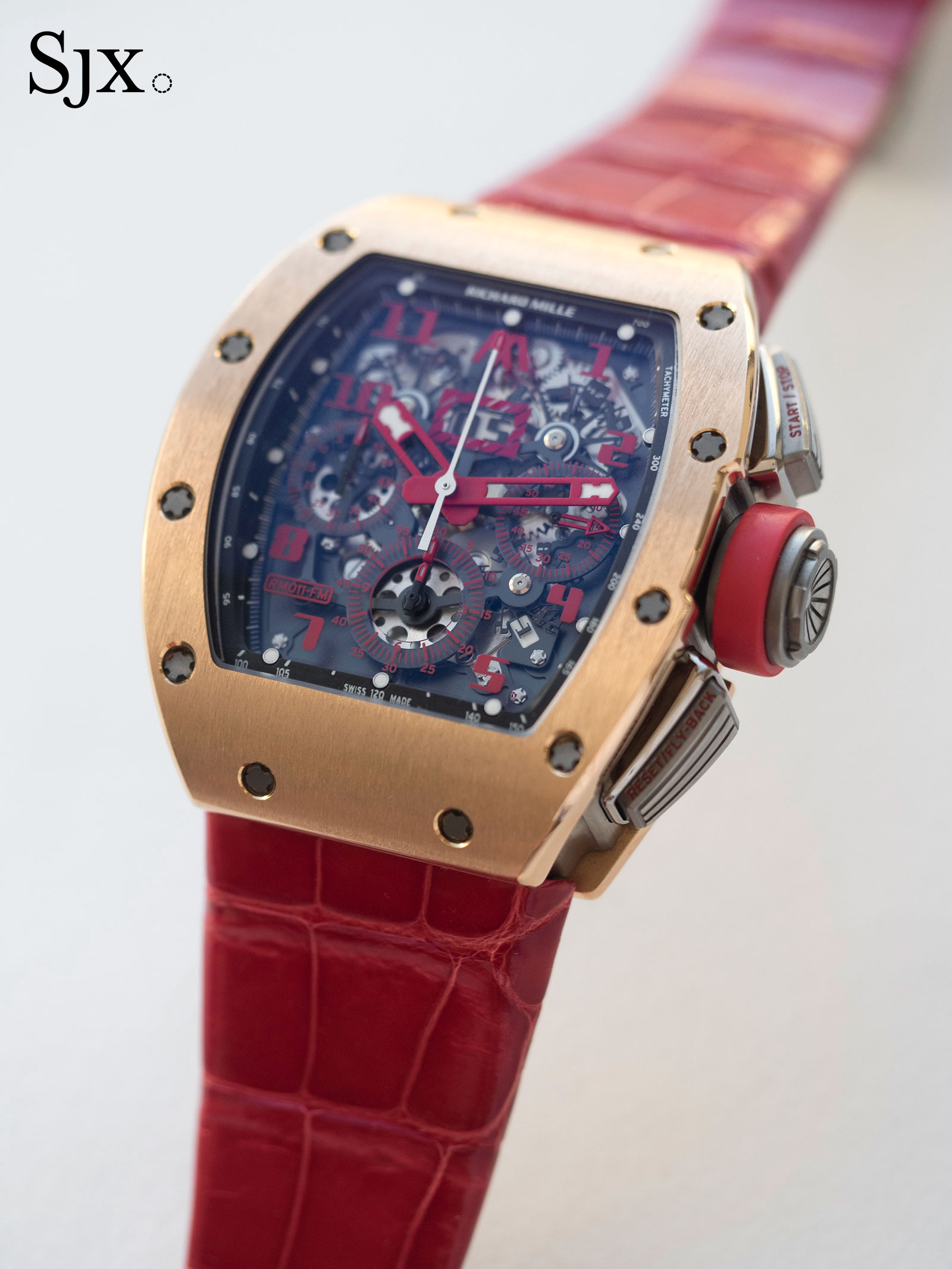 Richard Mille RM011 Marcus London 5