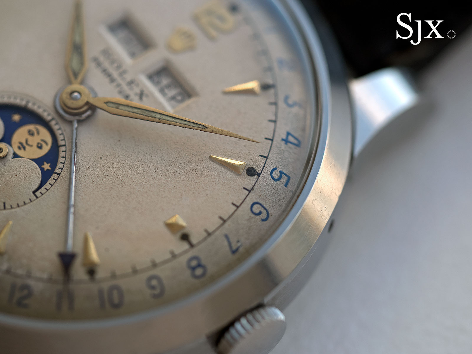Rolex 8171 Padellone steel 3