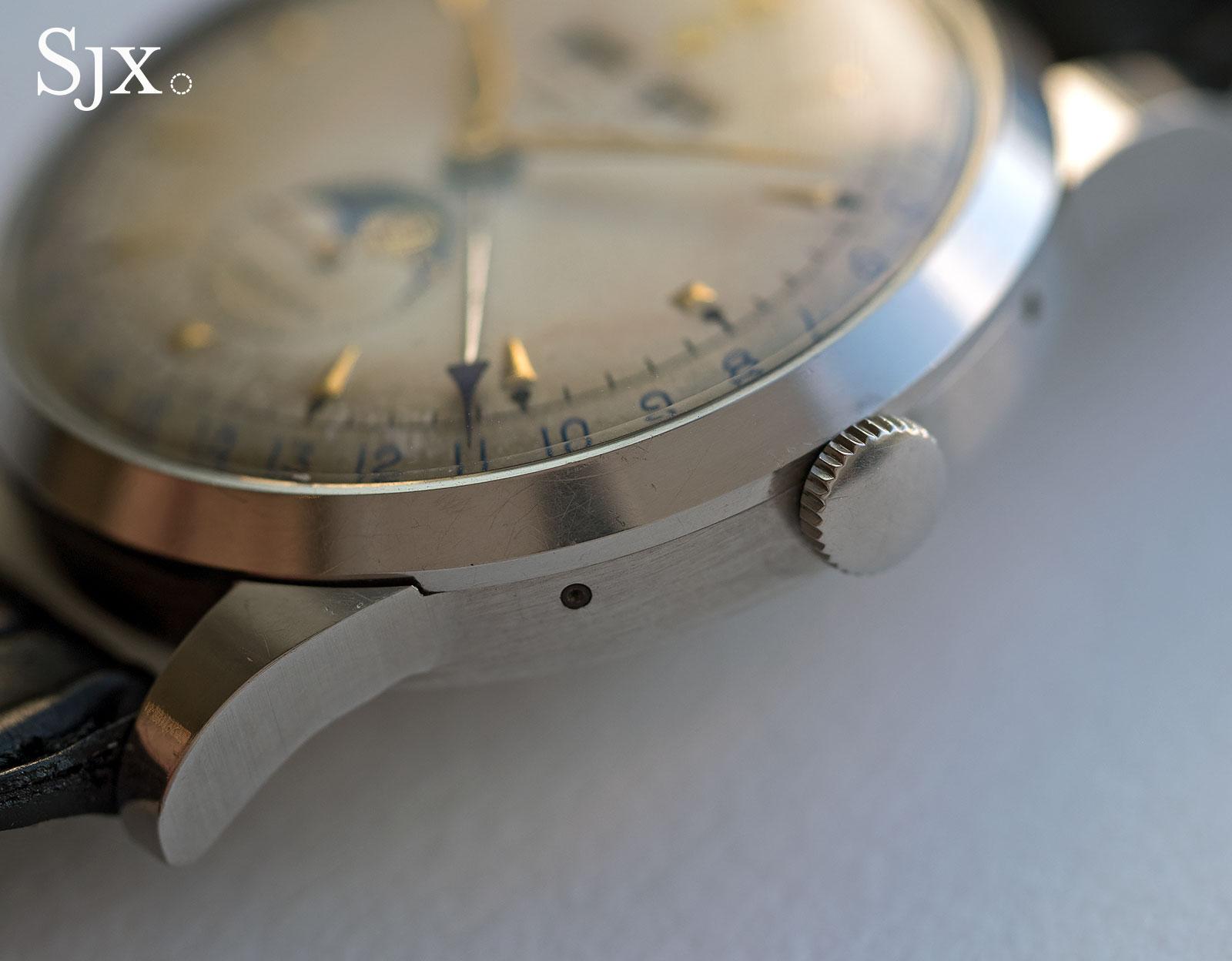 Rolex 8171 Padellone steel 6