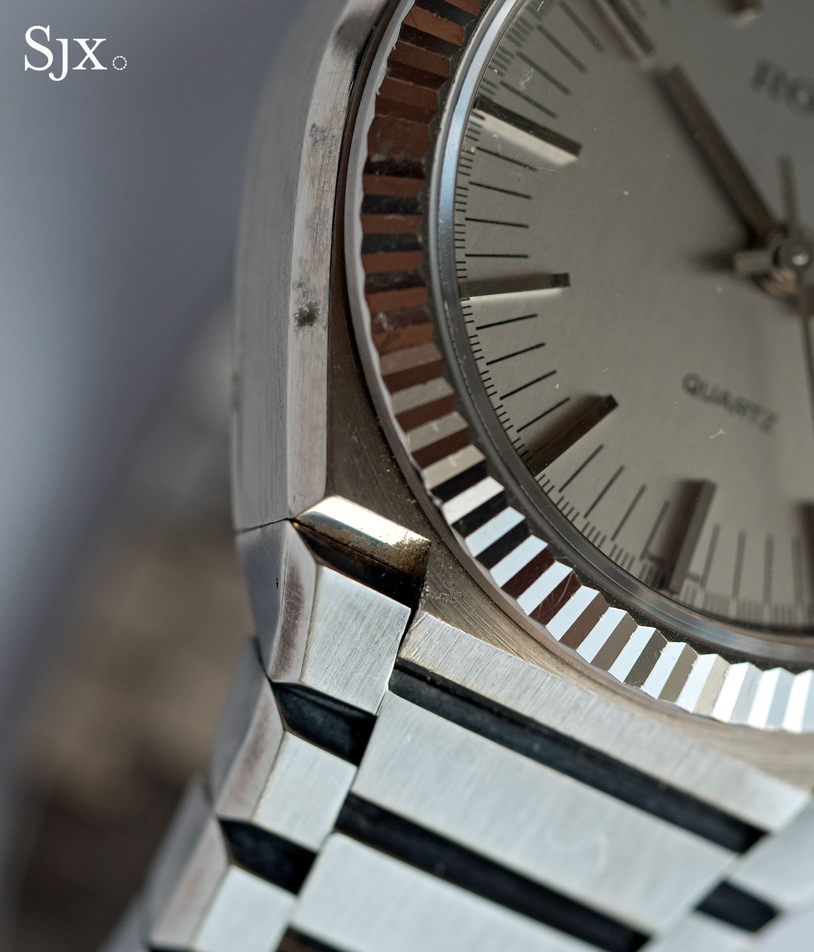 Rolex Beta 21 white gold 5