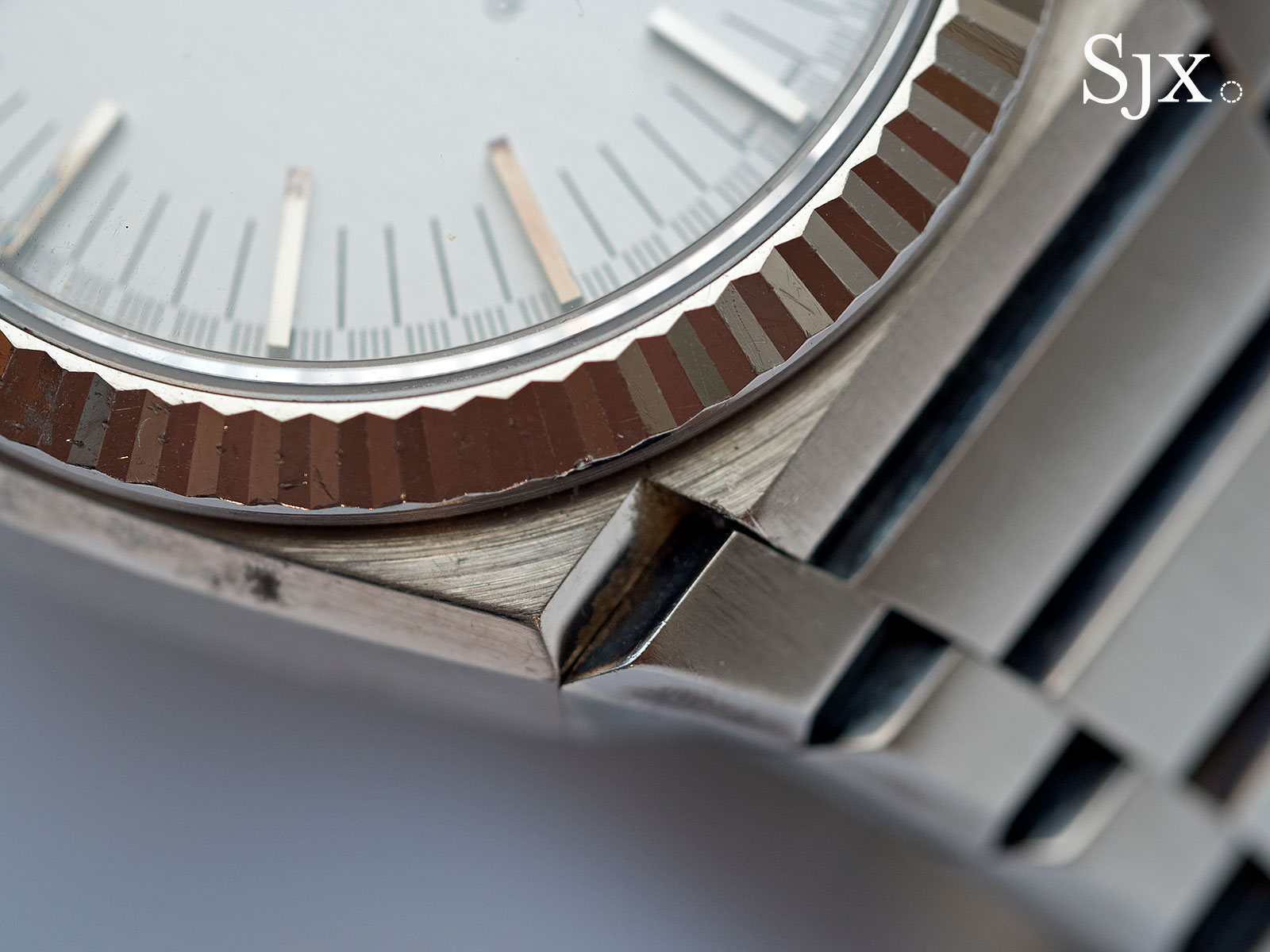 Rolex Beta 21 white gold 6